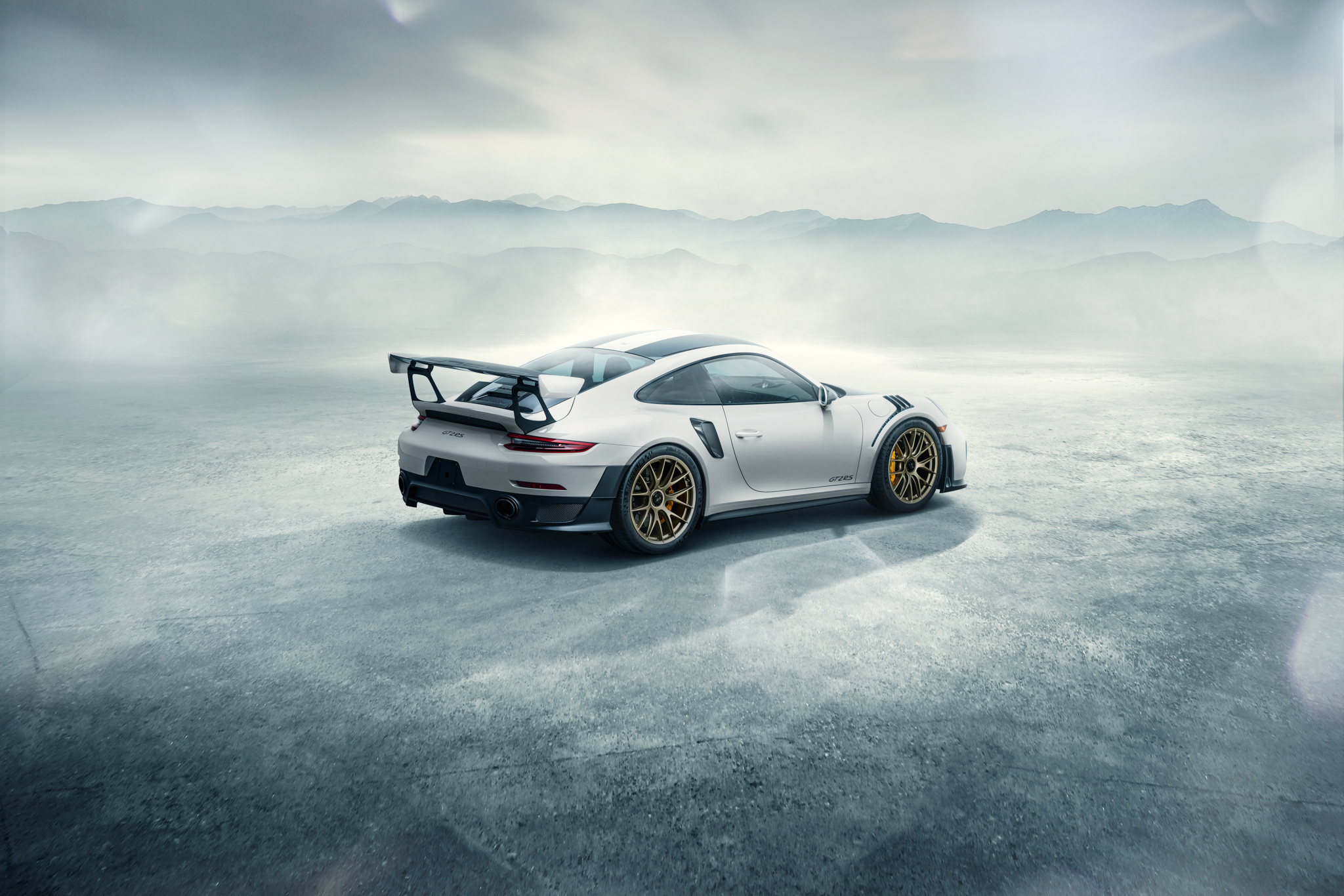 Commercial Automotive Photography | Porsche 991 GT2 RS