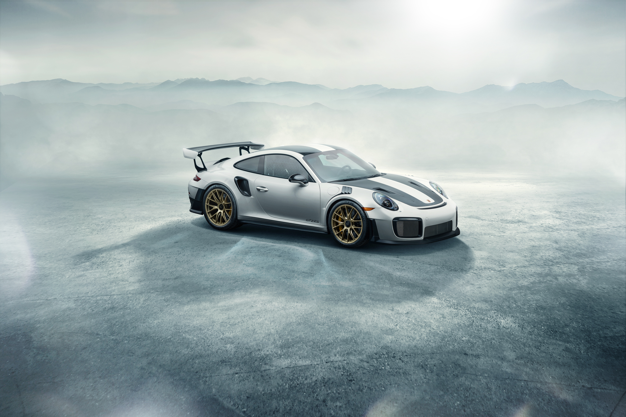 Porsche Advertising Photography