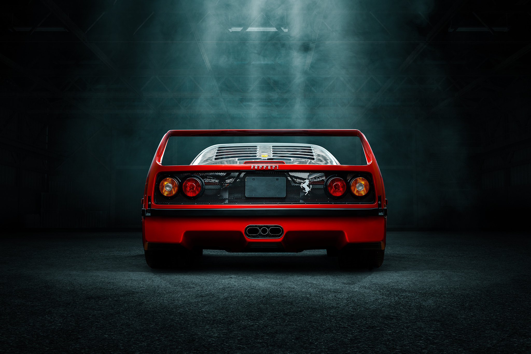 Commercial Photographer Automotive Campaign Ferrari