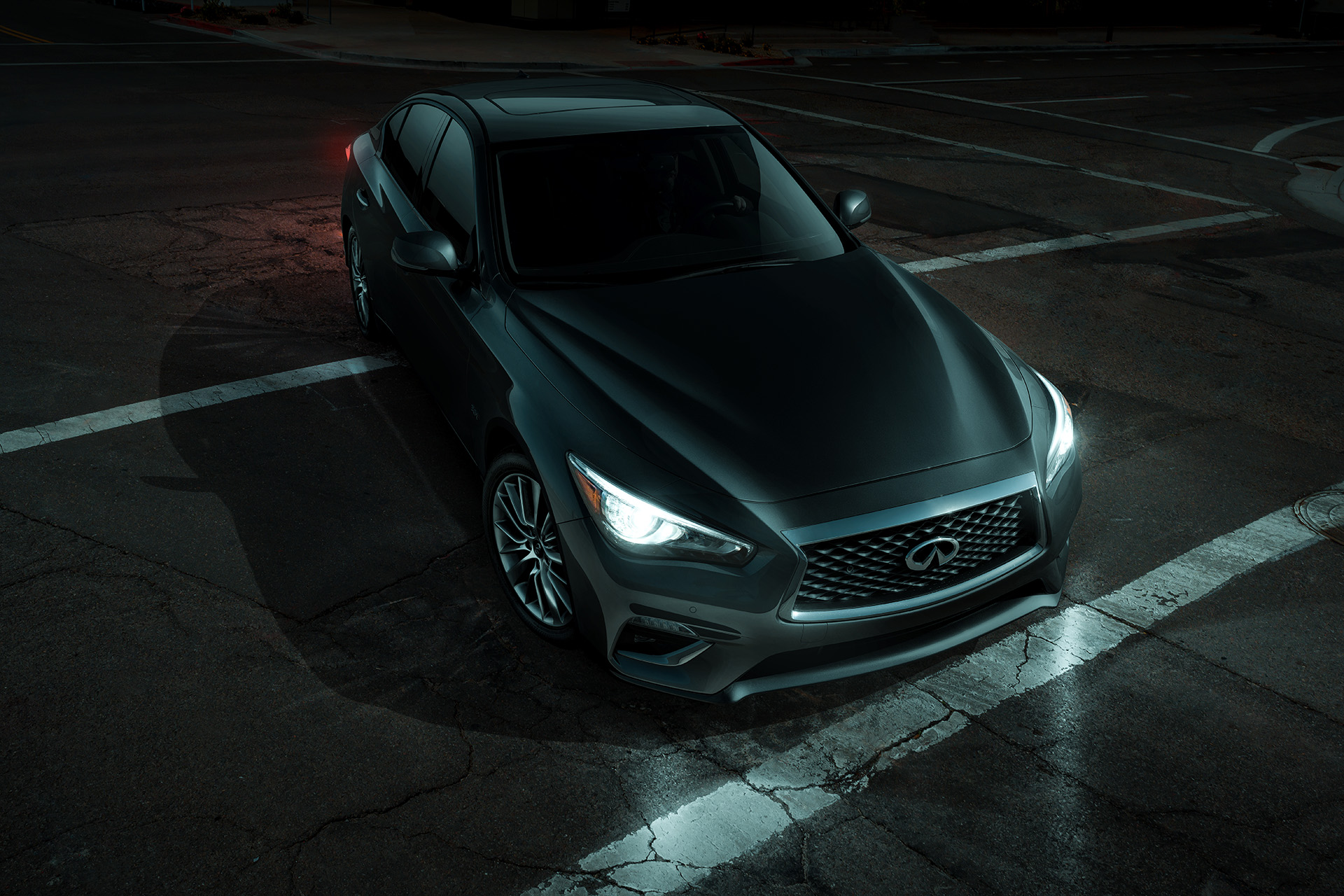 Infiniti Advertising Campaign Photographer