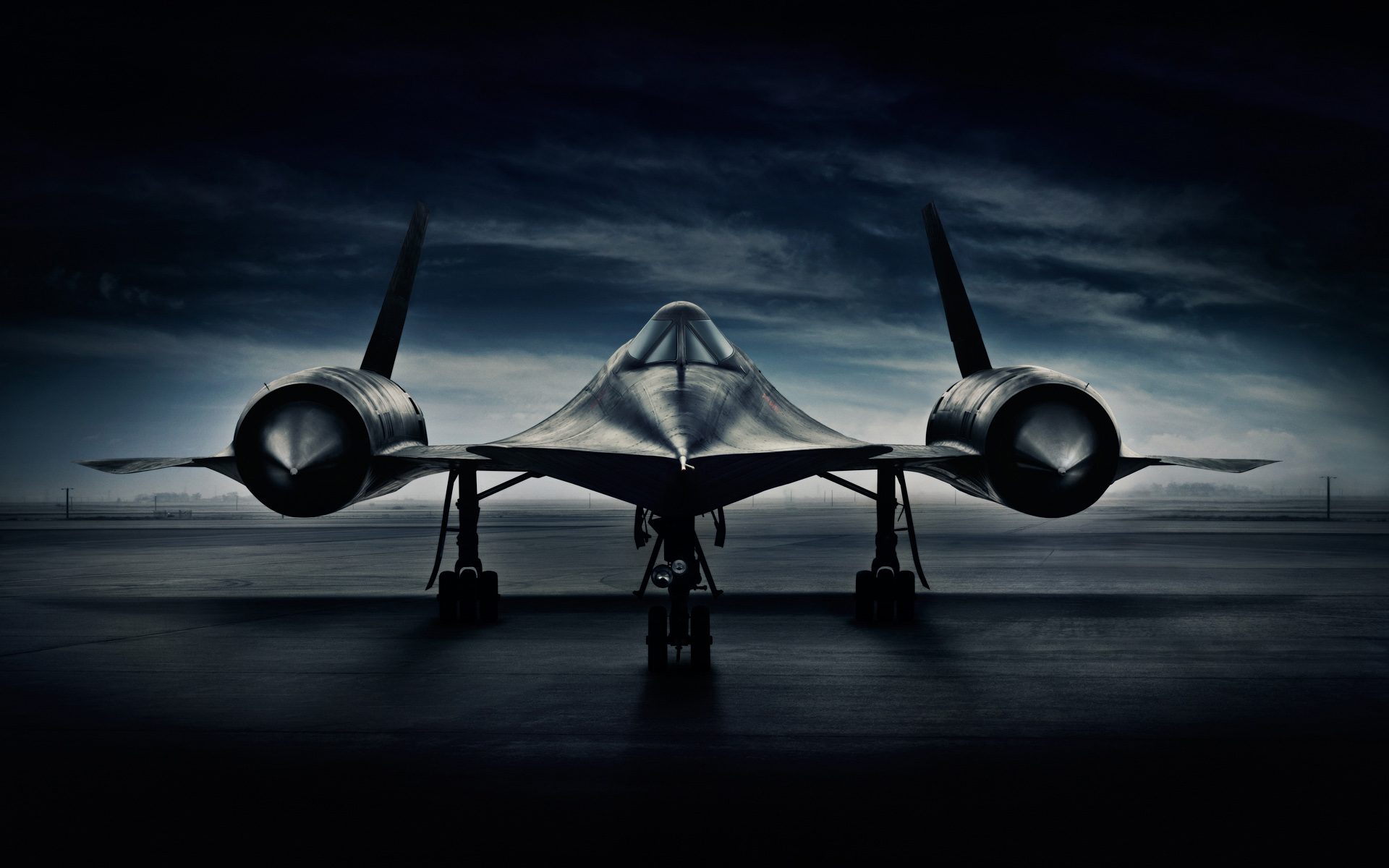Commercial Aviation Photographer SR71