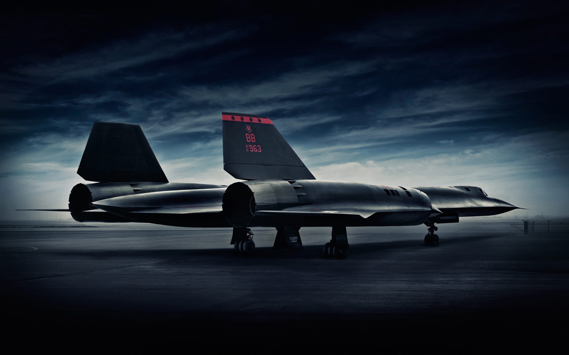 Aviation Photographer SR77 Blackbird Commercial