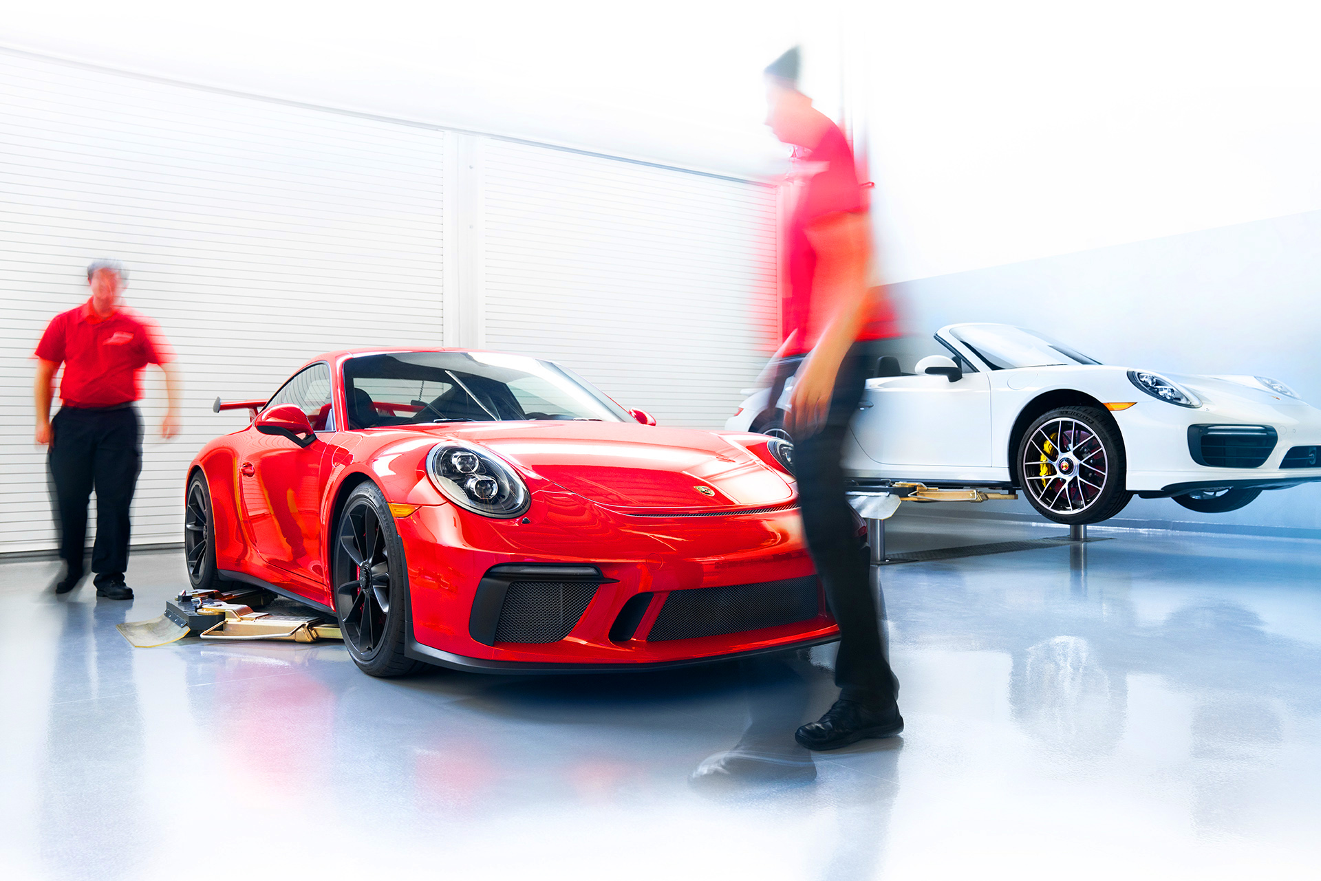 Porsche Automotive Photographer North America